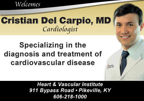 PMC Welcomes Dr. Cristian Del Carpio