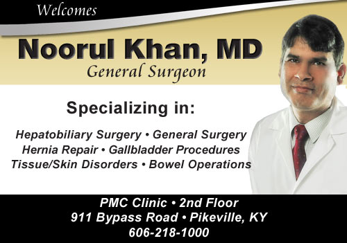 PMC Welcomes Dr. Noorul Khan