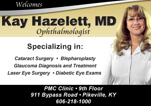 PMC Welcomes Dr. Kay Hazelett