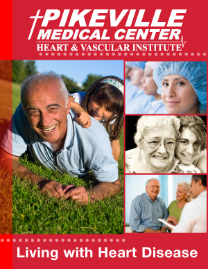Living Well With Heart Disease Booklet