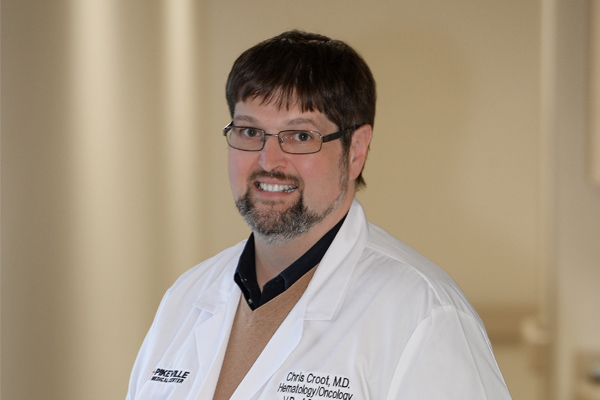 PMC welcomes Dr. Christopher Croot