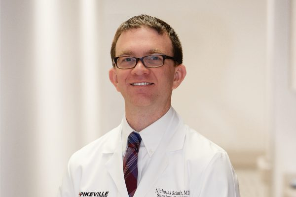Nicholas Schaub, M.D.