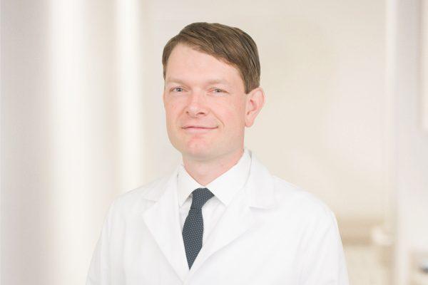 John Blackburn, MD