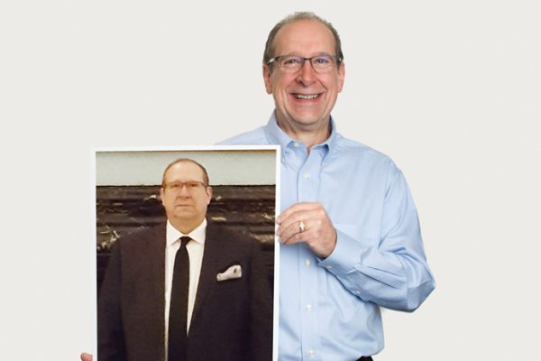PMC employee loses big with HMR weight loss program