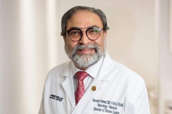 Naveed Ahmed, MD, FAAN