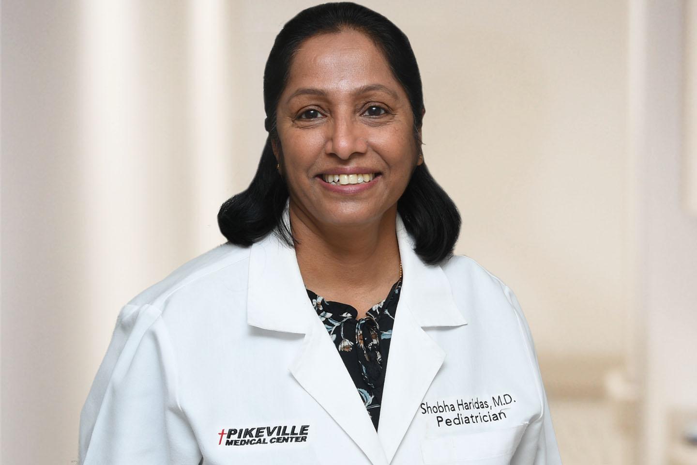 Shobha Haridas, MD