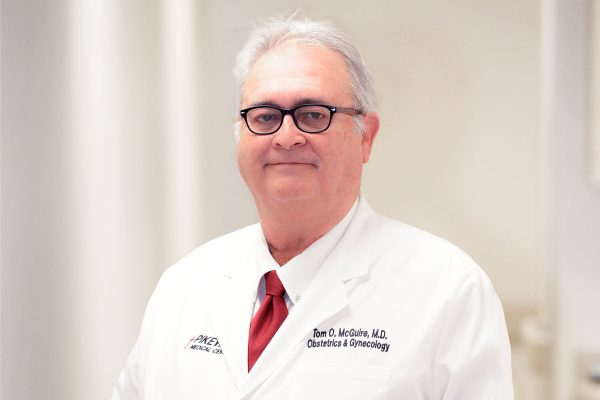 Tom O. McGuire, MD