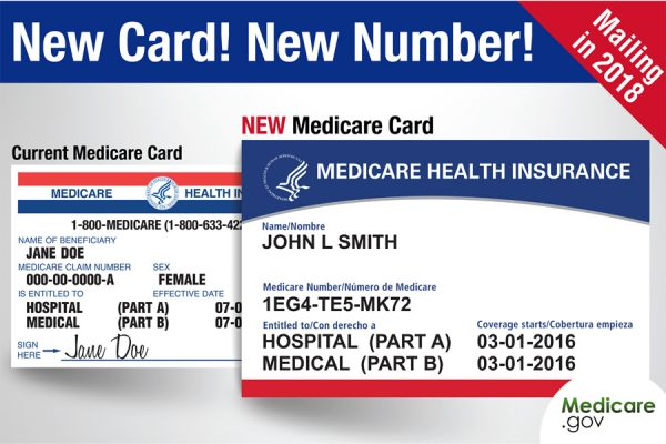 Ten things you need to know about your new Medicare card
