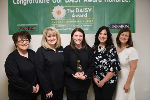 LeMaster named eleventh DAISY Award Winner
