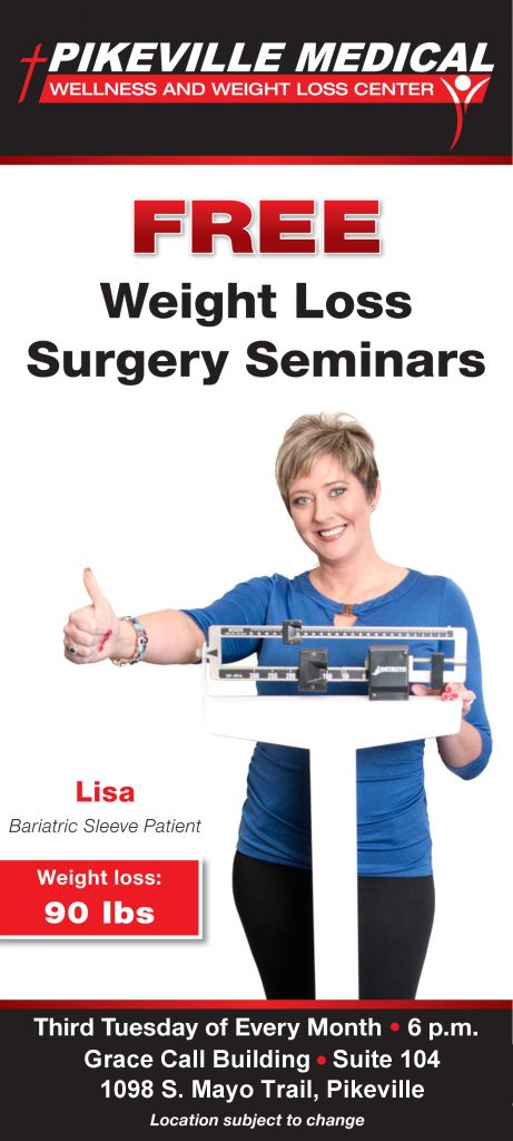 Weight Loss Surgery Seminar Free Pikeville Medical Center