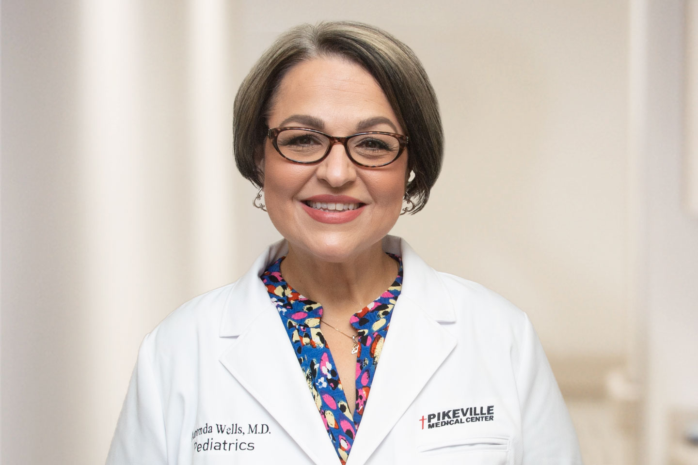 Aaronda Wells, MD