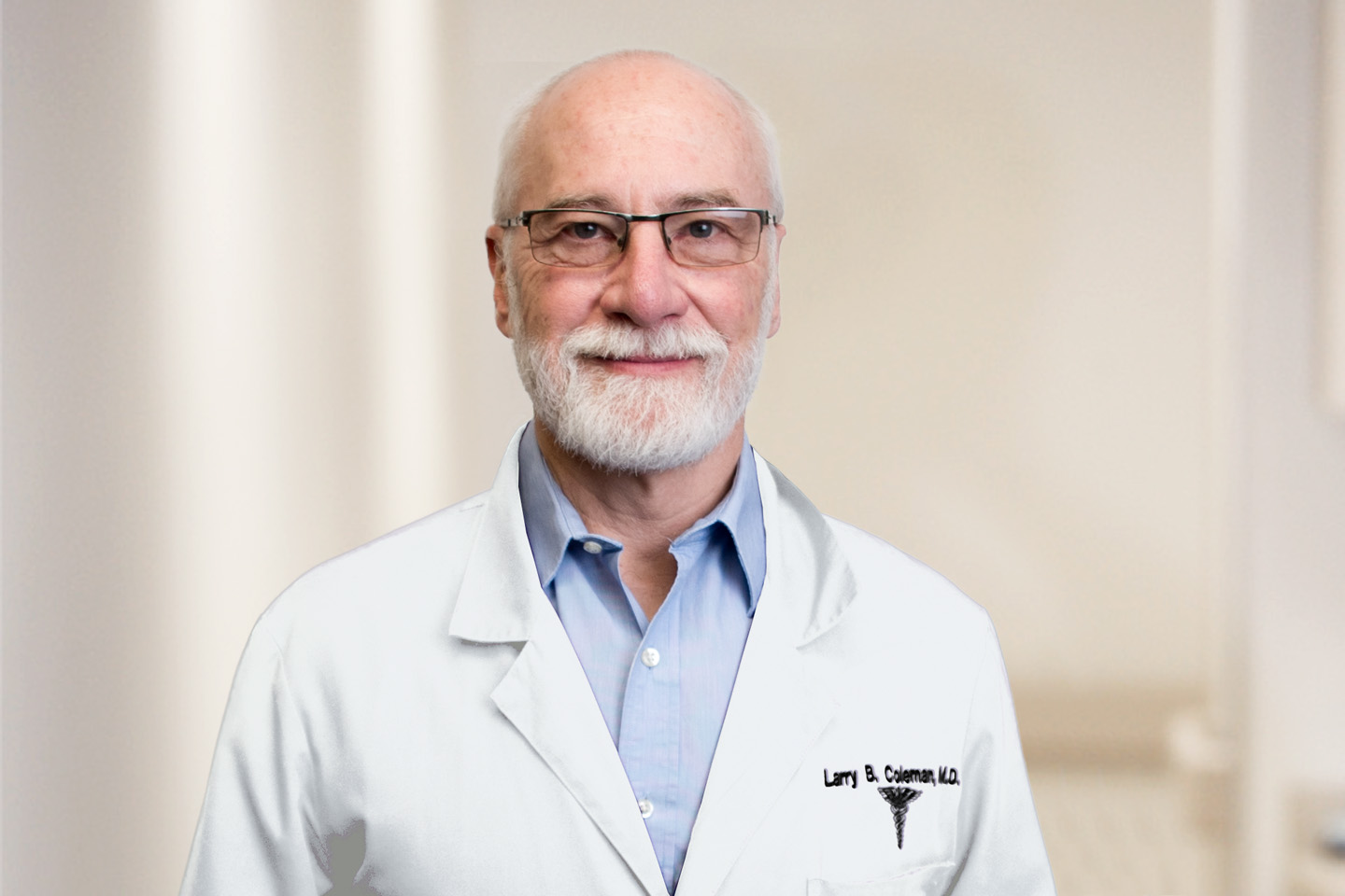 Larry B. Coleman, MD