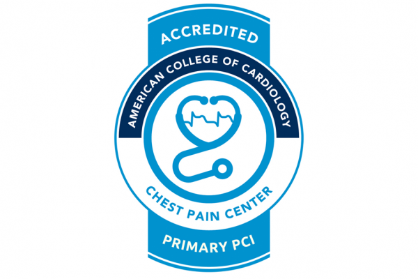 PMC Heart and Vascular Institute Receives Chest Pain  Accreditation Through the American College of Cardiology