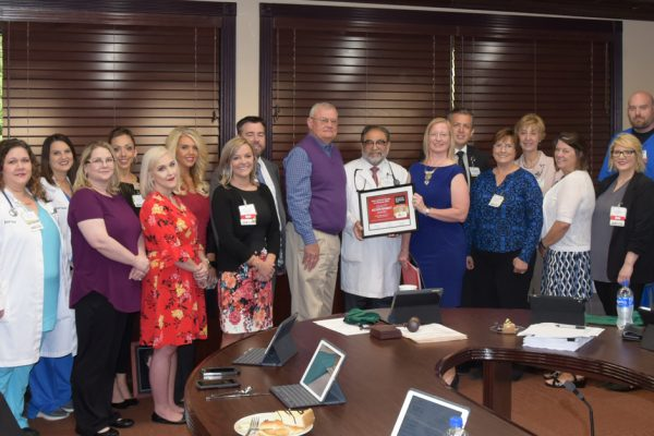 PMC Awarded at Stroke Conference