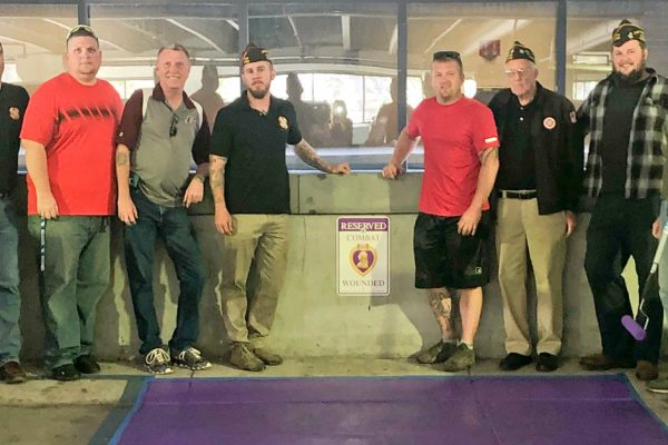 PMC Honors Purple Heart Medal Recipients During Military Appreciation Month