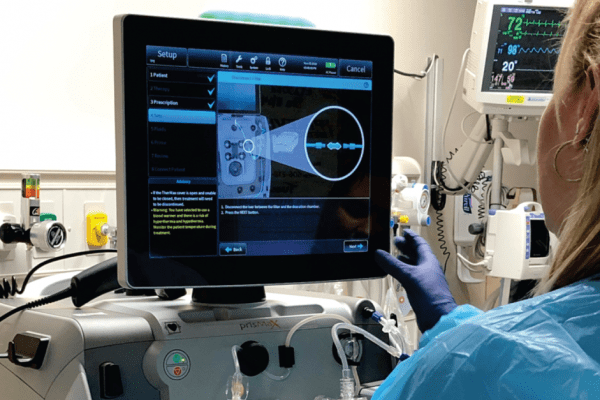 PMC Physicians Treat First Plasmapheresis Patient in Eastern KY