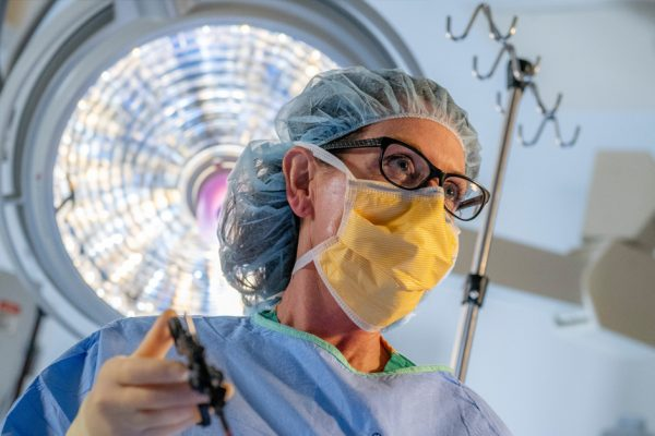PMC Surgeon Uses Advanced Technology in Weight Loss Procedures