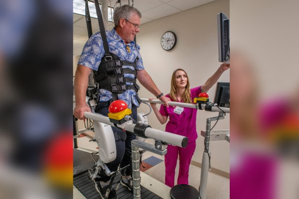East KY's Only Robotic Rehab Technology