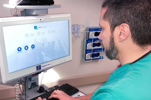 New Telemedicine for Specialty Care