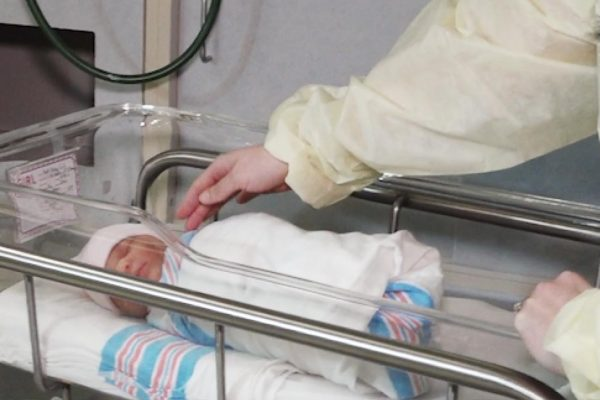 ICU For Newborns To Double In Size