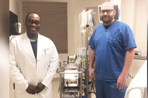 New Advanced Life Support Equipment at PMC