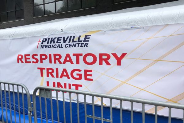 New Respiratory Triage Unit Established