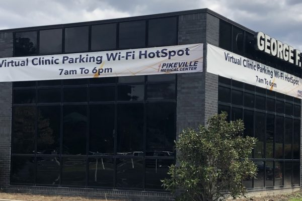 WIFI Hotspot for Patients to Use Telehealth