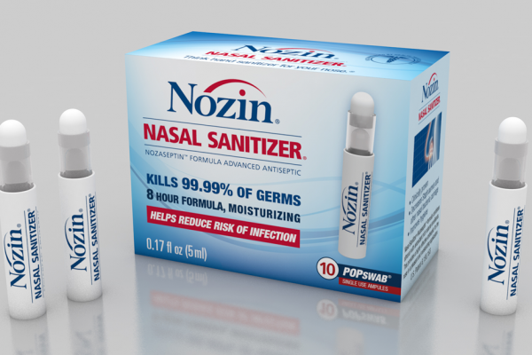 PMC Uses Nasal Sanitizer to Reduce PPE Use and Improve Patient Safety