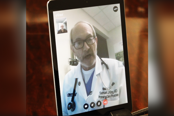 PMC Now Offering Telehealth Option For Urgent Care Patients