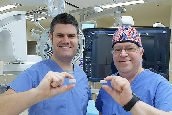 PMC Electrophysiologists Using Advanced Technology  to Keep Hearts in Rhythm