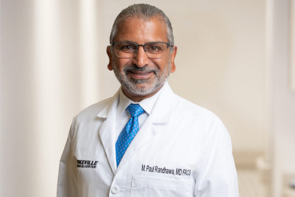 M. Paul Randhawa, Jr., MD, FACS