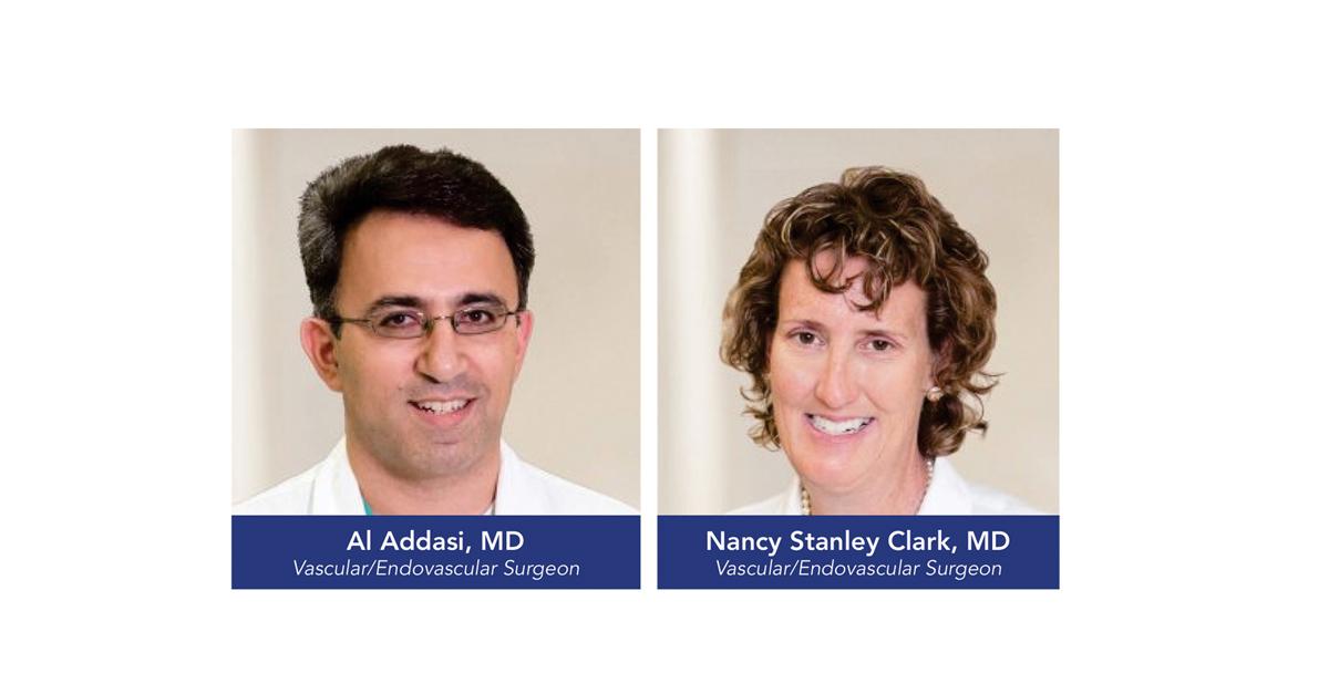 Vascular Surgeons Provide Advanced Care for Vein Health