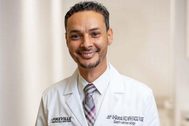 Ashirf Al-Ghanoudi, MD, MPH,FACG