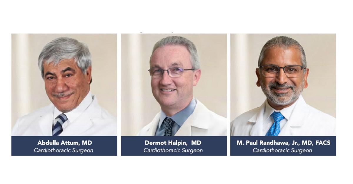 Heart Surgeons Keep Hearts Close at Home