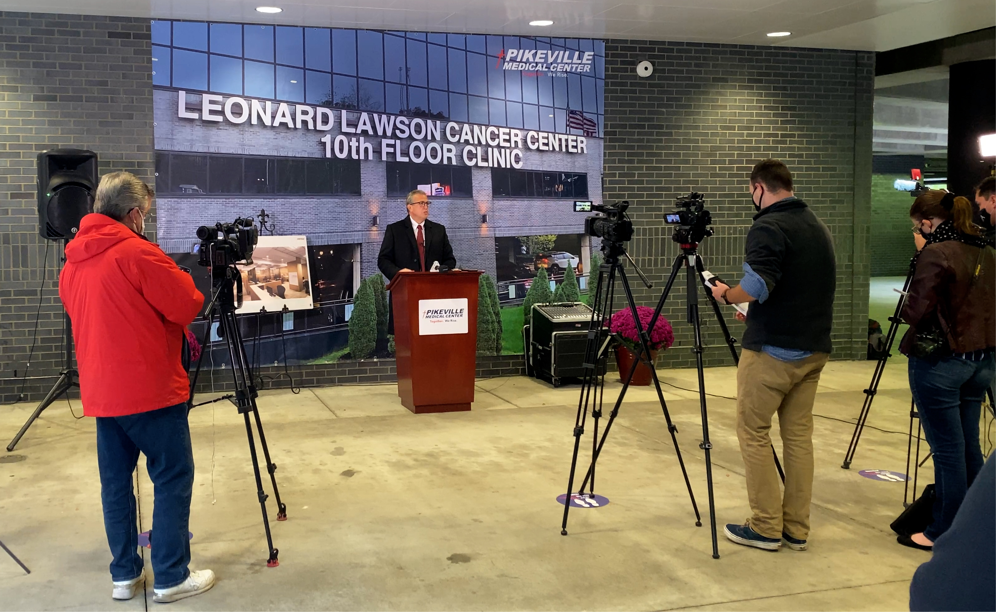 Pikeville Medical Center Receives AML Grant to Expand Leonard Lawson Cancer Center