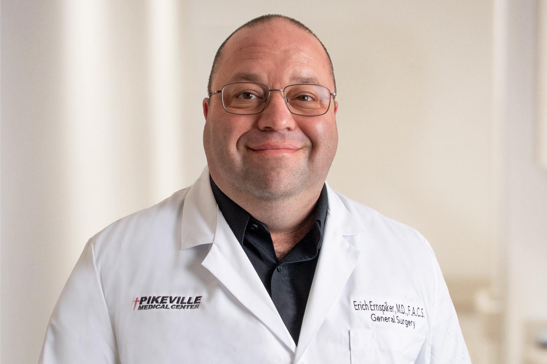 Erich Ernspiker, MD FACS
