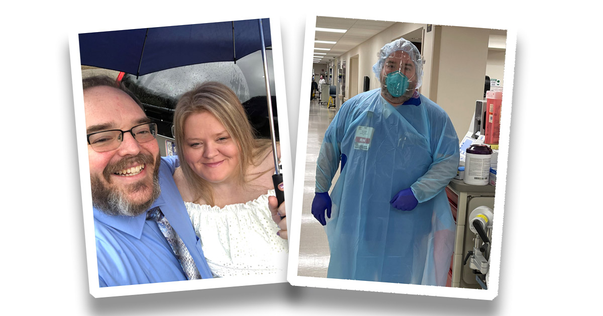 Honoring PMC's Frontline Staff: Jeff Reed: Critical Care Unit