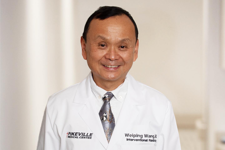 Weiping Wang, MD, FSIR