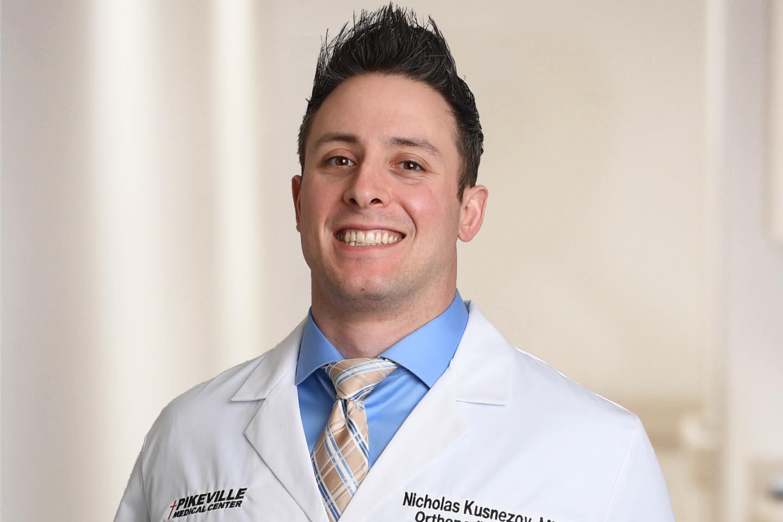 Nicholas Kusnezov, MD