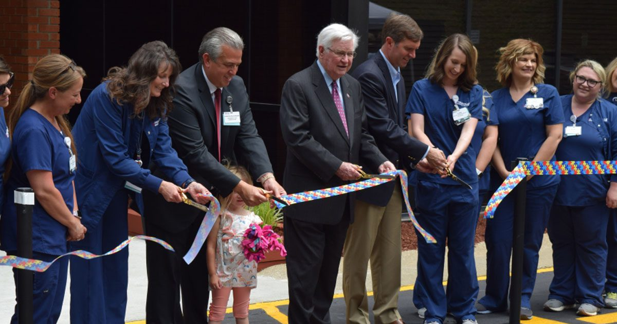 Pikeville Medical Center Celebrates Accomplishments With Ribbon Cutting Events