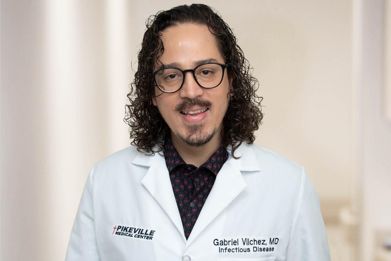 Gabriel A. Vilchez, MD