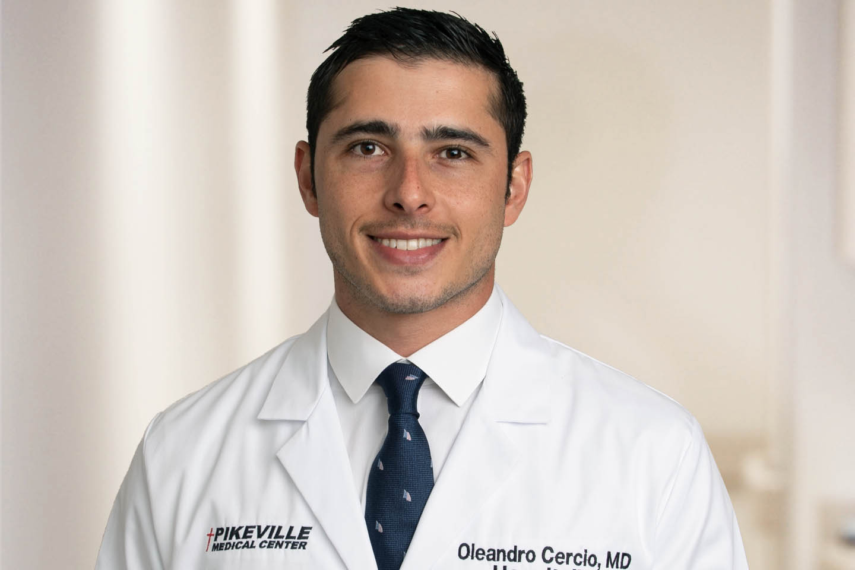 Oleandro Cercio, MD
