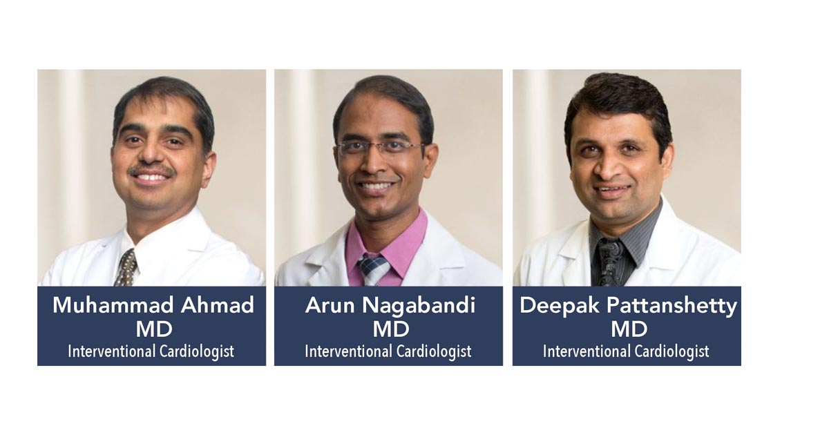 Interventional Cardiologists Utilize Advanced Technology to Care for Patients
