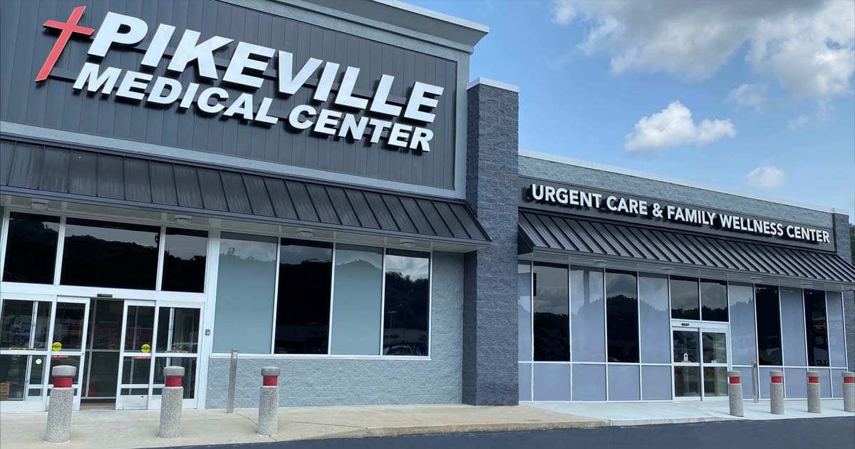 PMC's New Urgent Care and Family Wellness Center